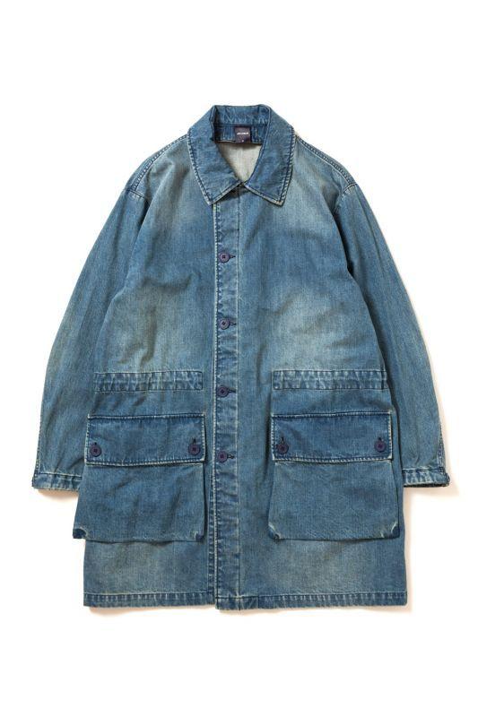 画像1: 【APPLEBUM】M59 Denim Jacket
