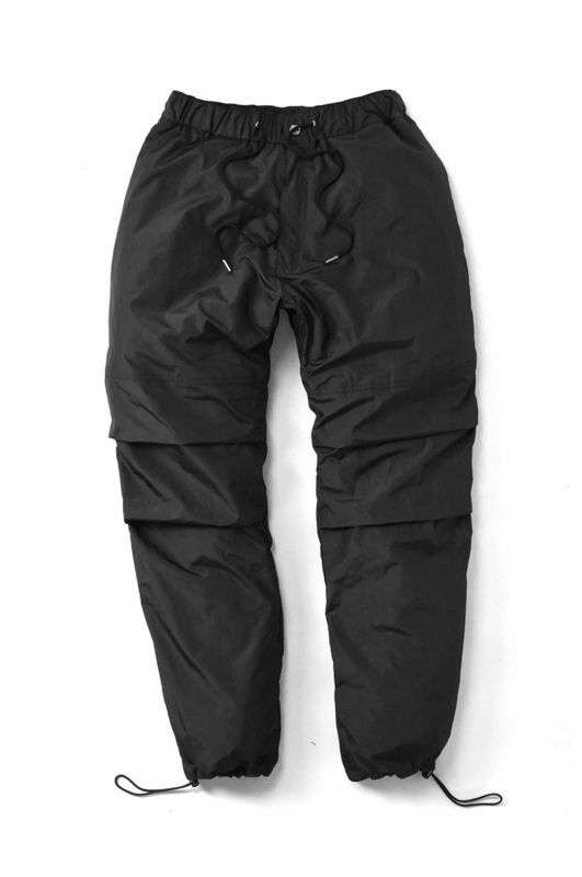 "画像1: 【INTERBREED】ACTIVE SERVICE ""IB SPORTS Warm Truck Pants"" (1)"