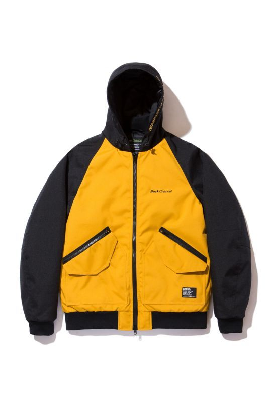 画像1: 【Back Channel】CORDURA HOODED JACKET