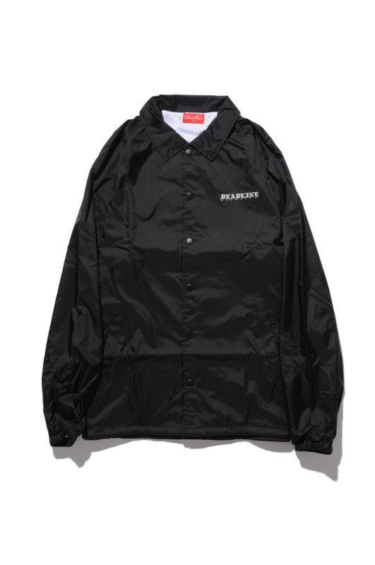 画像1: 【DEADLINE】Nas NY Coach Jacket