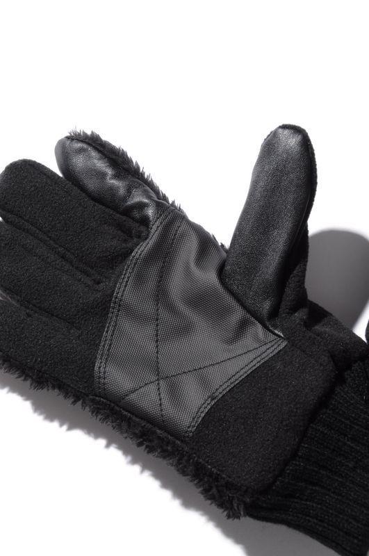 画像3: 【APPLEBUM】Fastener Boa Glove