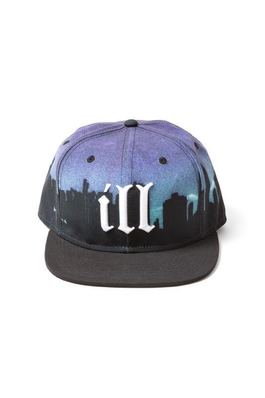 "画像1: 【APPLEBUM】""ill"" City Snapback Cap"