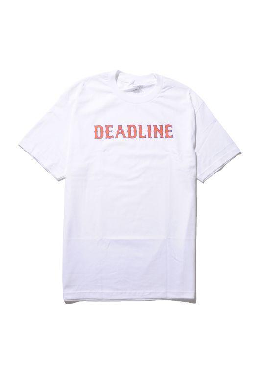 画像1: 【DEADLINE】Deadline Mets Tee