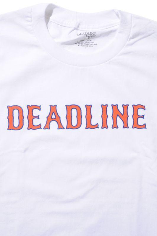 画像3: 【DEADLINE】Deadline Mets Tee