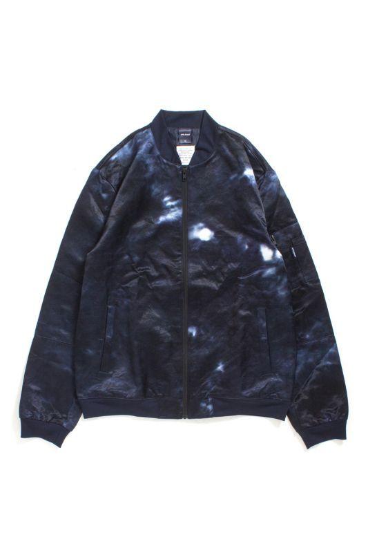 画像1: 【APPLEBUM】Navy Dyeing MA-1 Jacket (1)