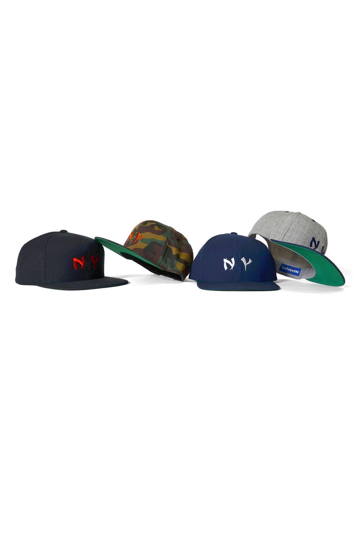 画像1: 【LAFAYETTE】WO TIGER SNAPBACK CAP