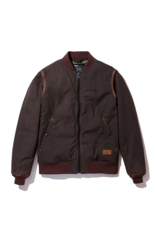 画像1: 【Back Channel】MILLERAIN MA-1 JACKET (1)