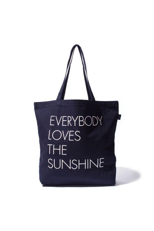 画像1: 【APPLEBUM × Roy Ayers】Everybody Loves The Sunshine Totebag (1)
