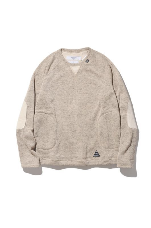 画像1: 【BELLWOOD MADE】AWESOME CREW FLEECE (1)