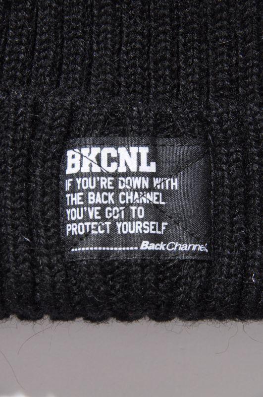 画像4: 【Back Channel】SHETLAND WOOL KNIT CAP