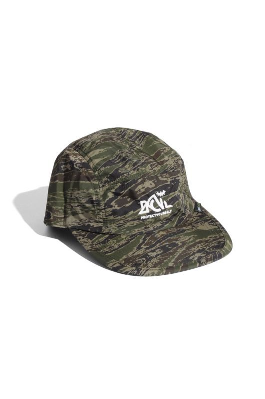 画像1: 【Back Channel】NYLON 3LAYER JET CAP