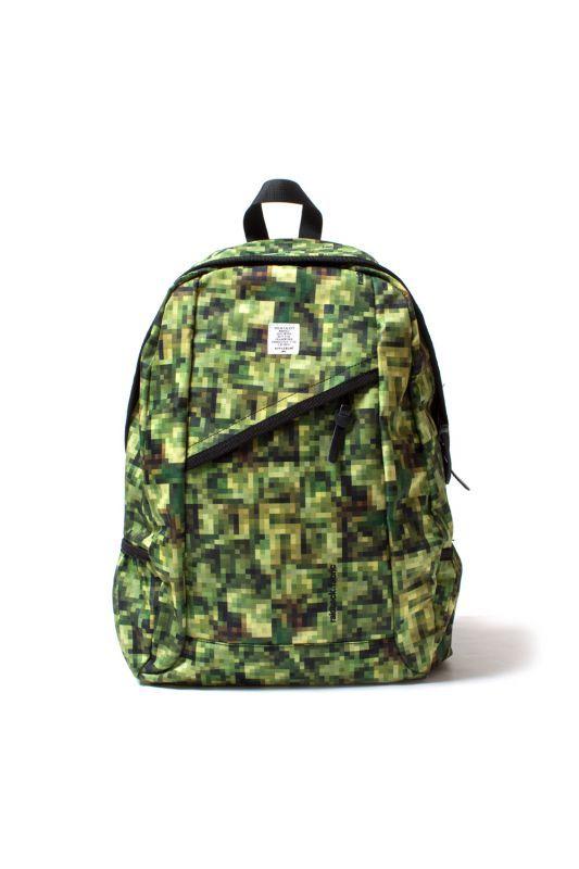 画像1: 【APPLEBUM】Pixel Backpack