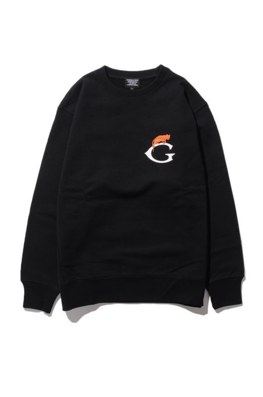 画像1: 【ACAPULCO GOLD】G CAT CREWNECK (1)