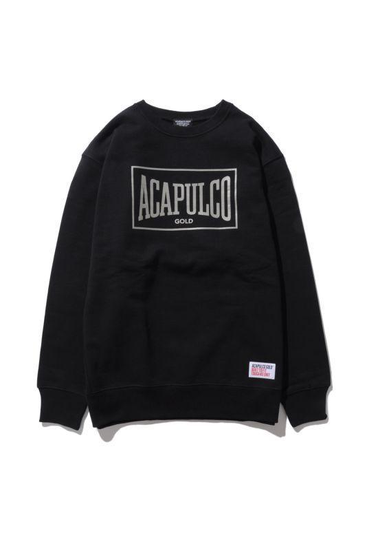 画像1: 【ACAPULCO GOLD】TRAINING CAMP CREWNECK (1)
