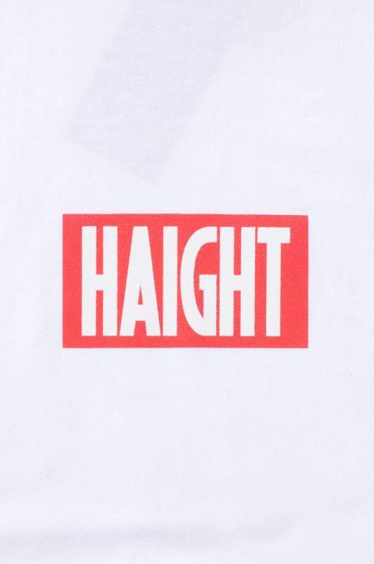 画像5: 【HAIGHT】Box Logo Tee