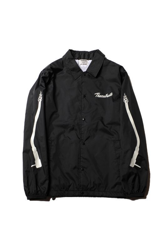 画像1: 【CUTRATE】NYLON COACH JACKET