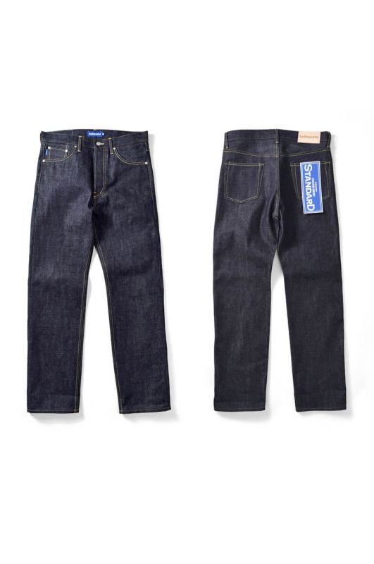 画像1: 【LAFAYETTE】5 POCKET SELVAGE DENIM PANTS – STANDARD FIT