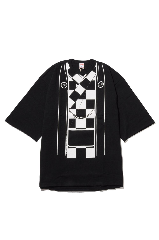画像1: 【VOTE MAKE NEW CLOTHES】EDO KIMONO TEE