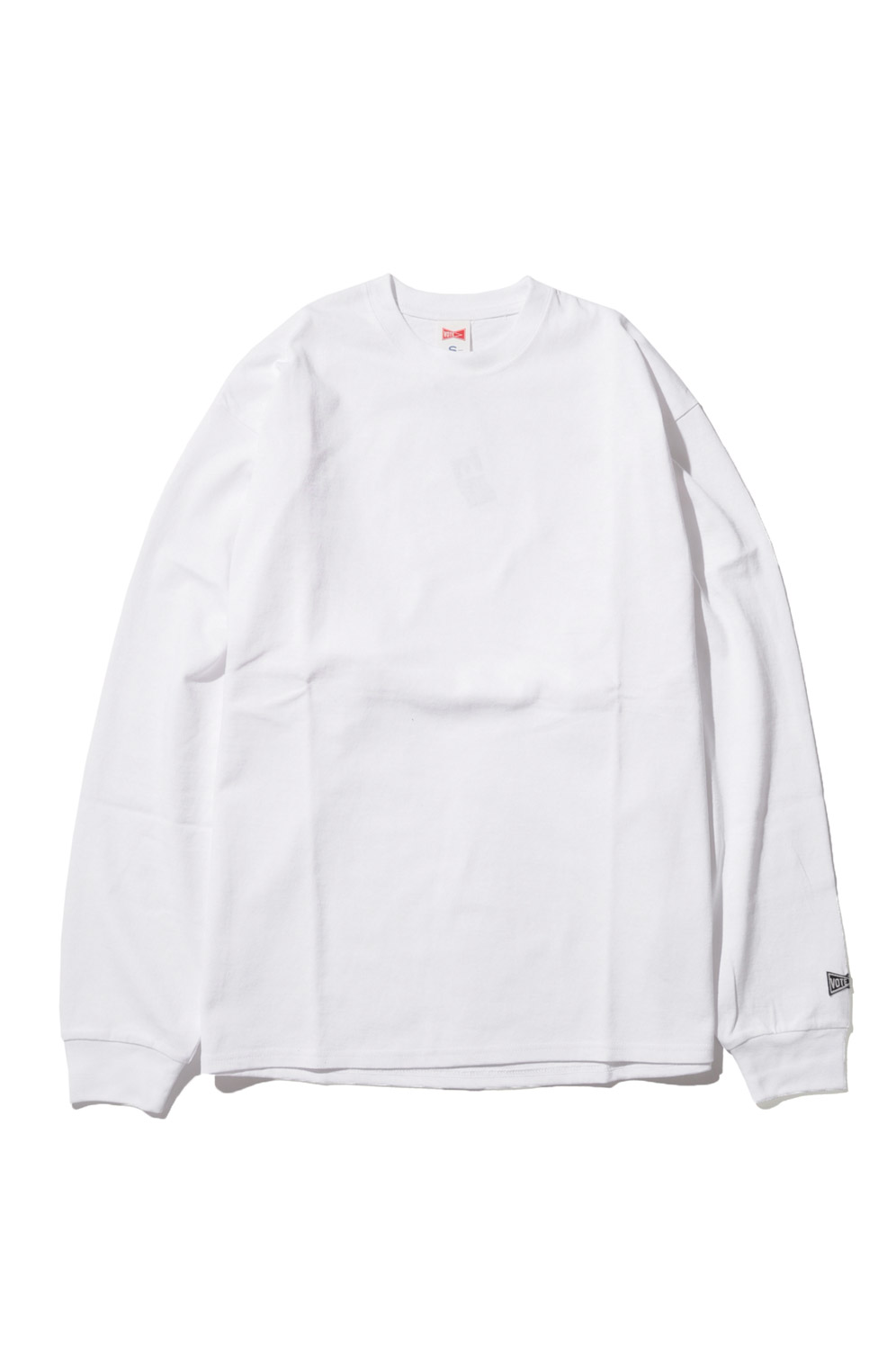 画像1: 【VOTE MAKE NEW CLOTHES】FAT L/S TEE (1)
