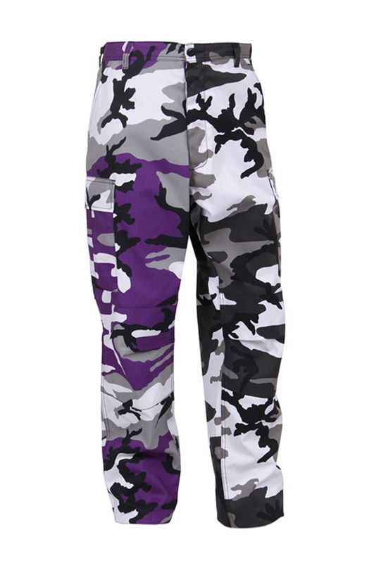 画像1: 【ROTHCO】TWO TONE CAMO BDU PANTS (1)