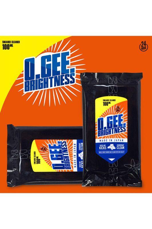 画像1: 【O.Gee Brightness 213】 Sneaker Cleaner Sheet  (1)