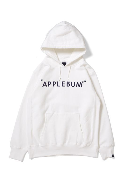 画像1: 【APPLEBUM】Studded Logo Sweat Parka (1)