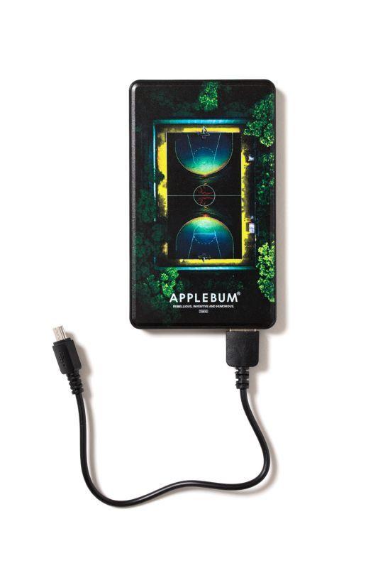 画像1: 【APPLEBUM】Secret Playground Mobile Battery (1)