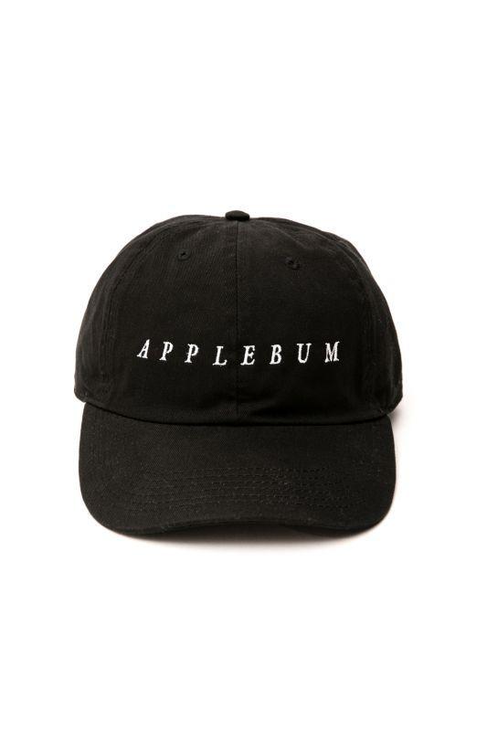 画像1: 【APPLEBUM】Logo Cotton Cap