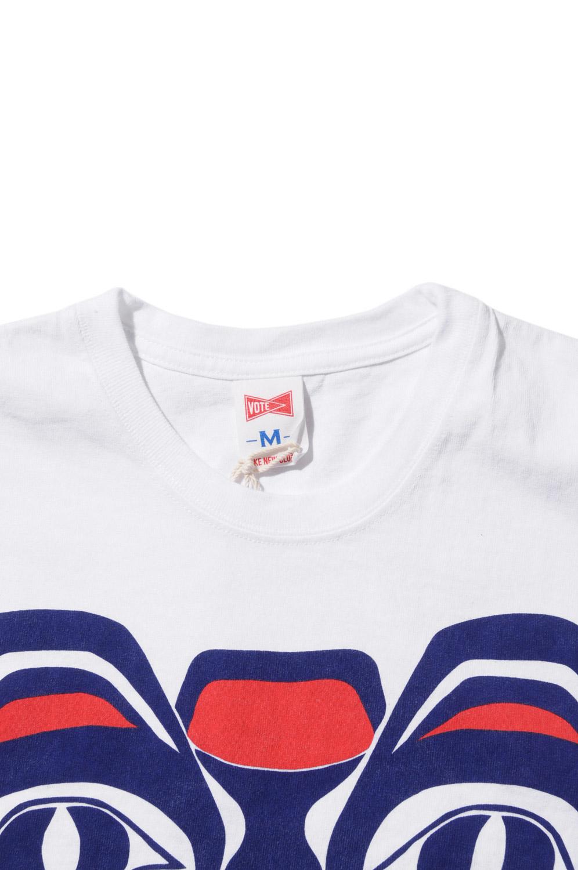 画像4: 【VOTE MAKE NEW CLOTHES】 ALASKA SOUVENIR77 TEE