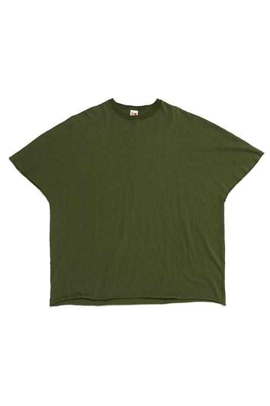 画像1: 【VOTE MAKE NEW CLOTHES】DROP SHOULDER TEE