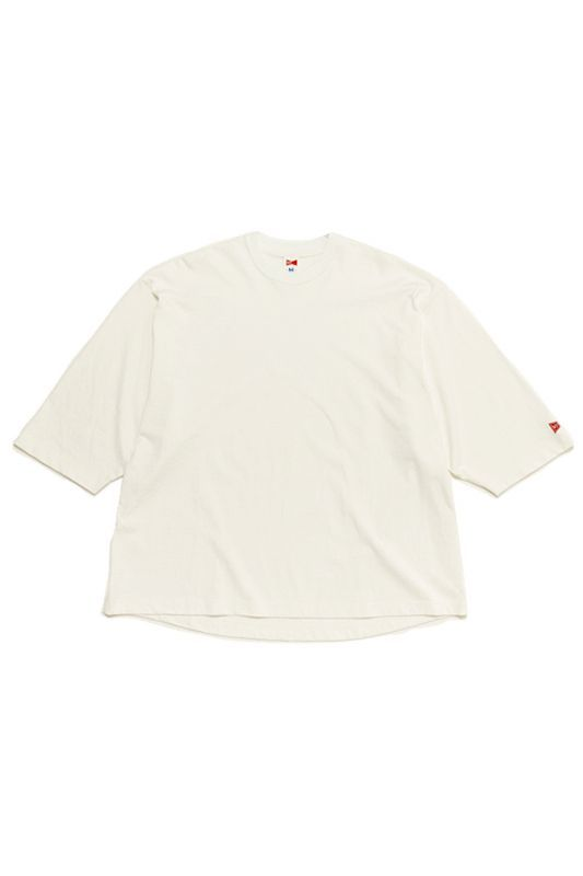 画像1: 【VOTE MAKE NEW CLOTHES】FAT SLEEVE TEE (1)