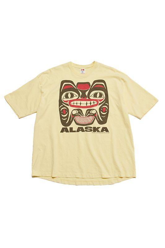 画像2: 【VOTE MAKE NEW CLOTHES】 ALASKA SOUVENIR77 TEE