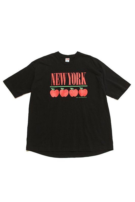 画像2: 【VOTE MAKE NEW CLOTHES】APPLE NEW YORK SOUVENIR77 TEE