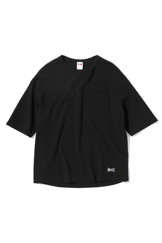 画像1: 【VOTE MAKE NEW CLOTHES】 STANDARD PKT TEE (1)