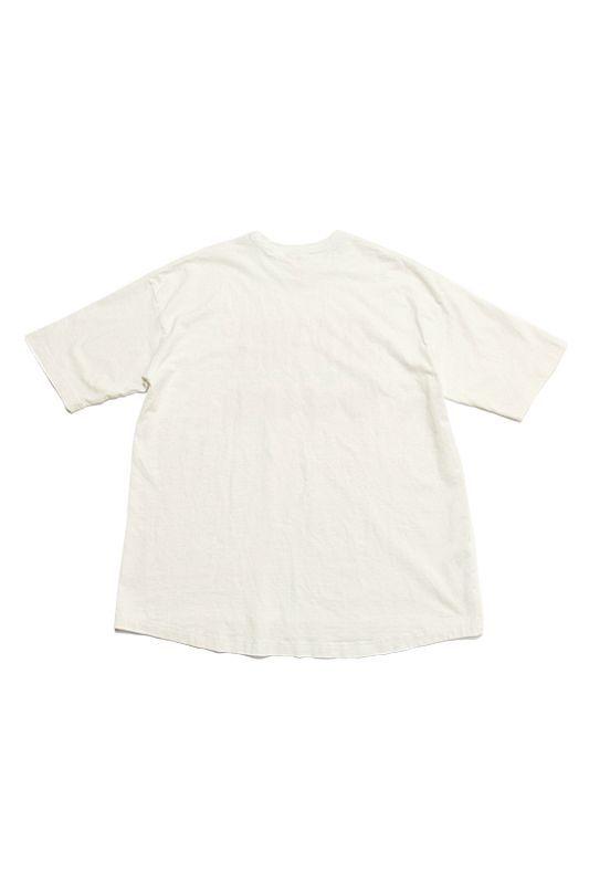 画像3: 【VOTE MAKE NEW CLOTHES】APPLE NEW YORK SOUVENIR77 TEE