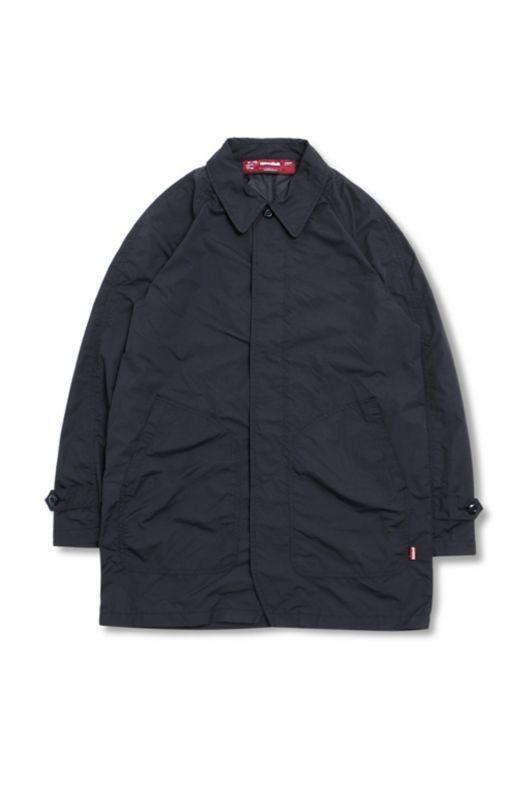 画像1: 【HIDEANDSEEK】Nylon Coat (1)