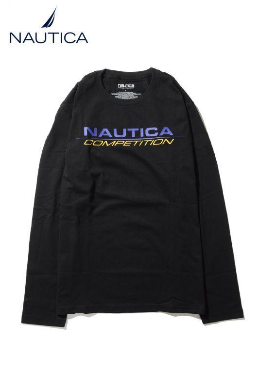 画像1: 【Nautica】 COMPE TITION TEE (1)