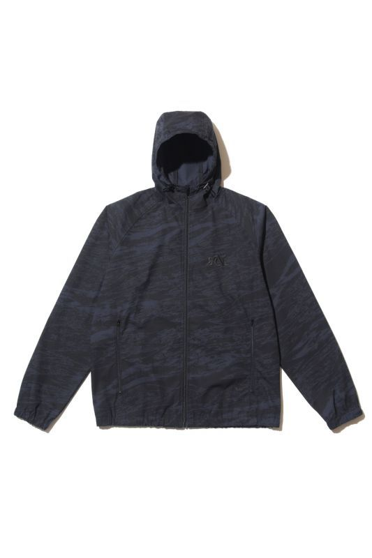 画像1: 【Back Channel】GHOSTLION CAMO CORDURA HOODED JACKET (1)