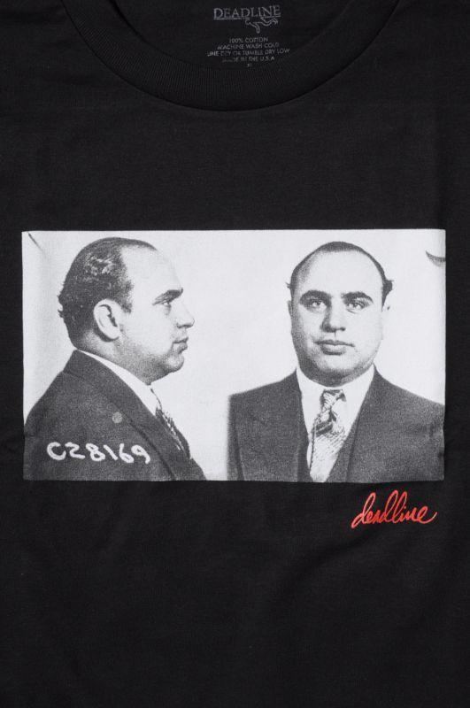 画像2: 【DEADLINE】Al Capone Tee
