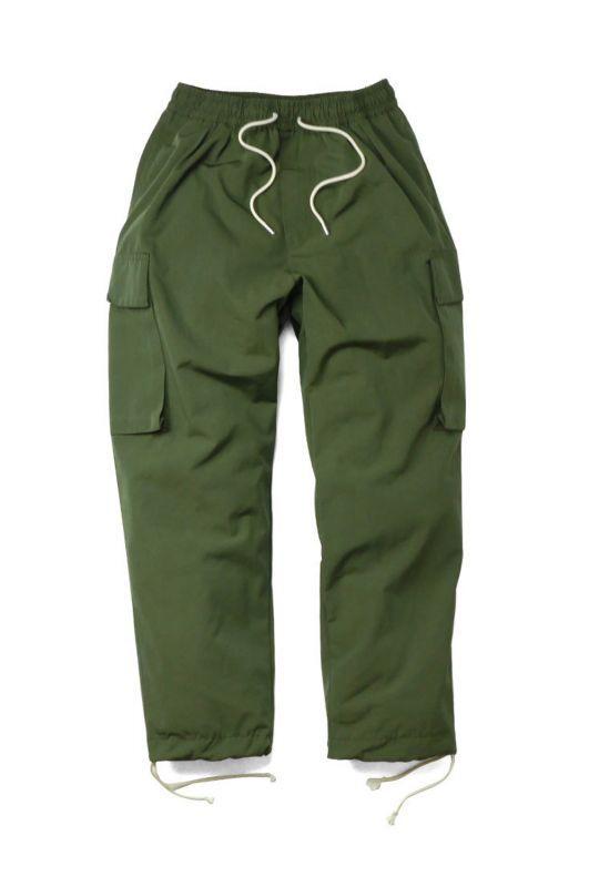 画像1: 【INTERBREED】Relax Cargo Trouser