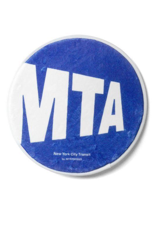 """画像1: 【INTERBREED】MTA × INTERBREED """"Logo Floor Mat"""" (1)"""