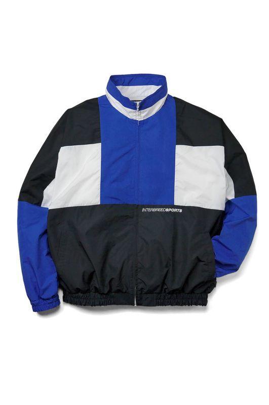 画像1: 【INTERBREED】Training Track Jacket (1)