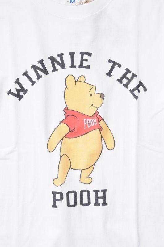 画像4: 【VOTE MAKE NEW CLOTHES】WINNIE THE POOH TEE