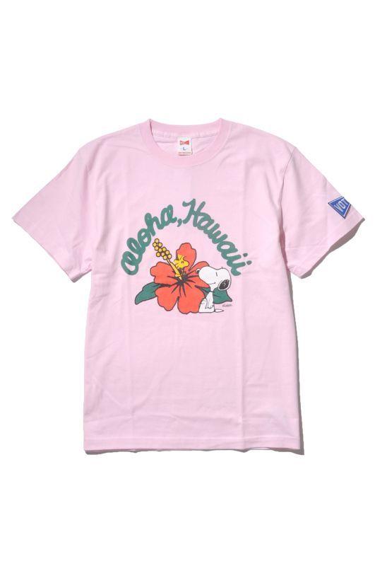 画像2: 【VOTE MAKE NEW CLOTHES】ALOHA SNOOPY TEE