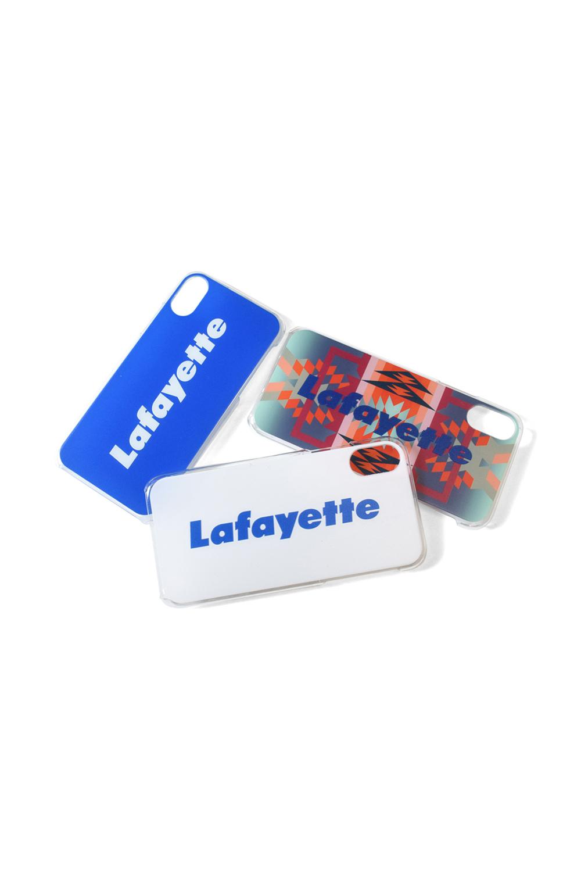 画像1: 【LAFAYETTE】 LOGO iPhone CASE (1)