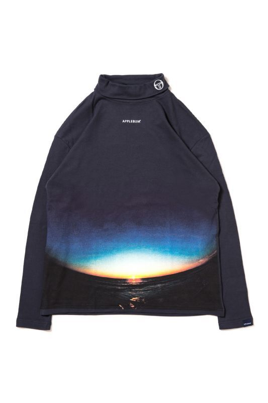 "画像1: 【APPLEBUM】Summer Madness"" Turtleneck Long Sleeve shirt"
