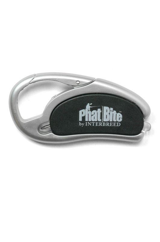 画像1: 【INTERBREED】Phat Bite Logo Multi Carabiner (1)