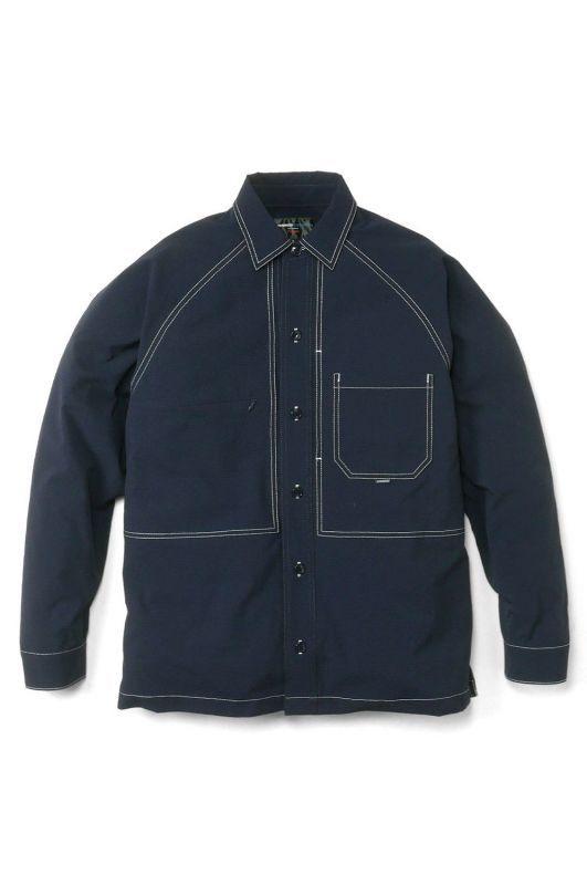 画像1: 【INTERBREED】SOLOTEX® Seersucker Shirts