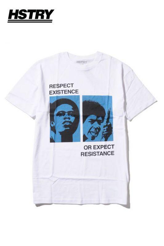 画像1: 【Hstry】 EXISTENCE TEE (1)