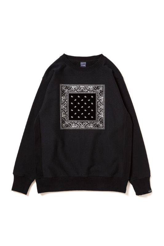 "画像1: 【APPLEBUM】""Bandanna"" Crew Sweat (1)"